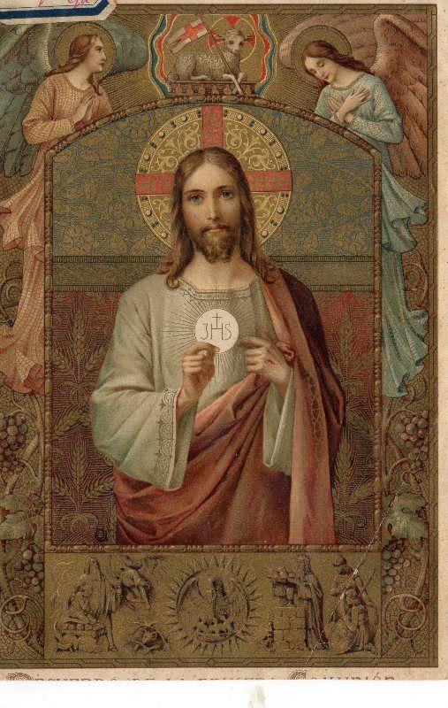 Blessed Sacrament 12