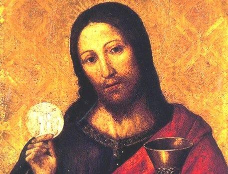 Christ, The Holy Eucharist 1