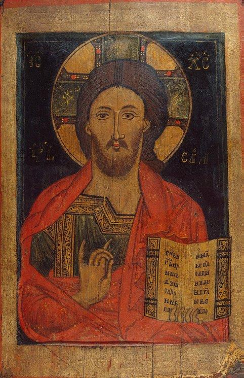 Icona-Christ-Pantocrator