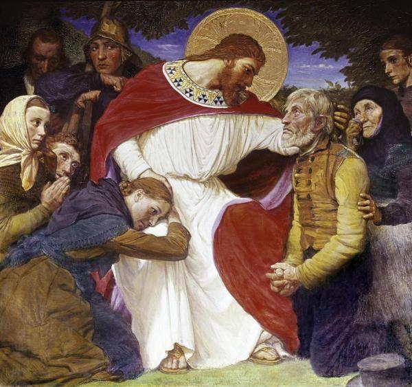 Jesus-the-Comforter