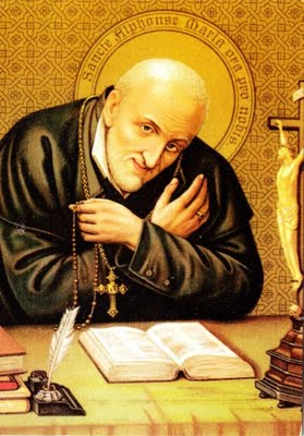Our Holy Father Saint Alphonsus
