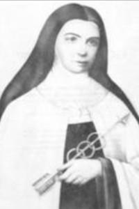 Sr. Marie of St. Peter