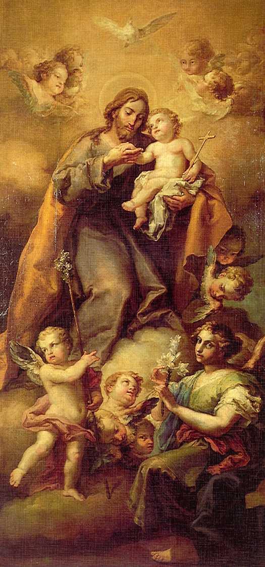 St. Joseph atriarcaseorSanJoseph