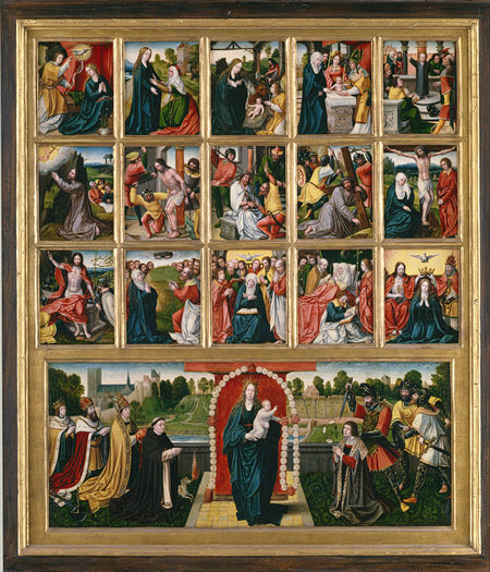 The_Fifteen_Mysteries_and_the_Virgin_of_the_Rosary