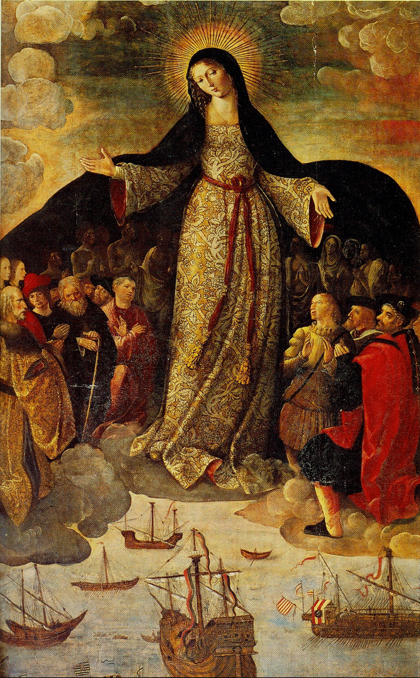 Virgin of Navigators