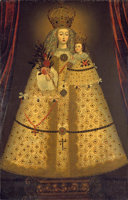 Virgin of the Rosary of Guápulo