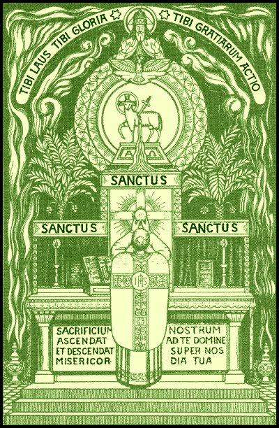 Sanctus, Santus, Santus