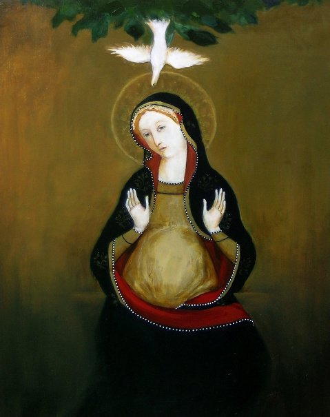 Blessed Vigin Mary12