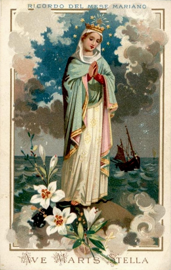 Ave Maris Stella Mary as Star of the Sea
