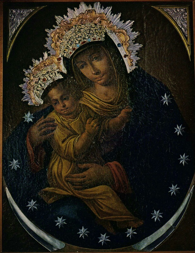 Our Lady of Help in Catania, Italy