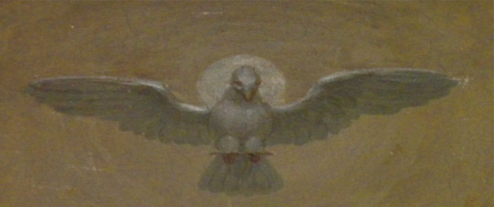 Holy Ghost Dove2