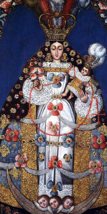 Our Lady Queen Of Heaven 12