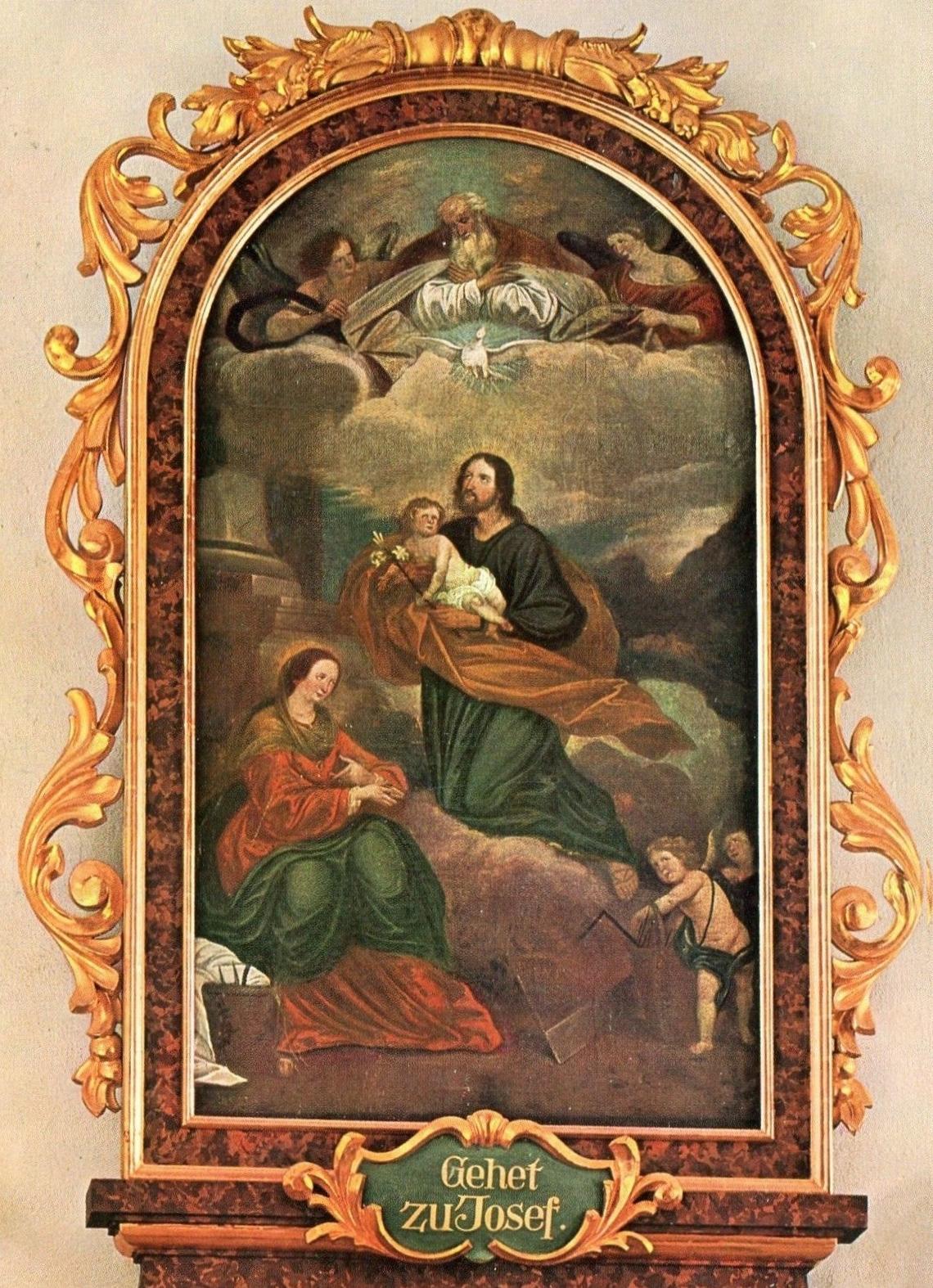 st. joseph prayers | saintland