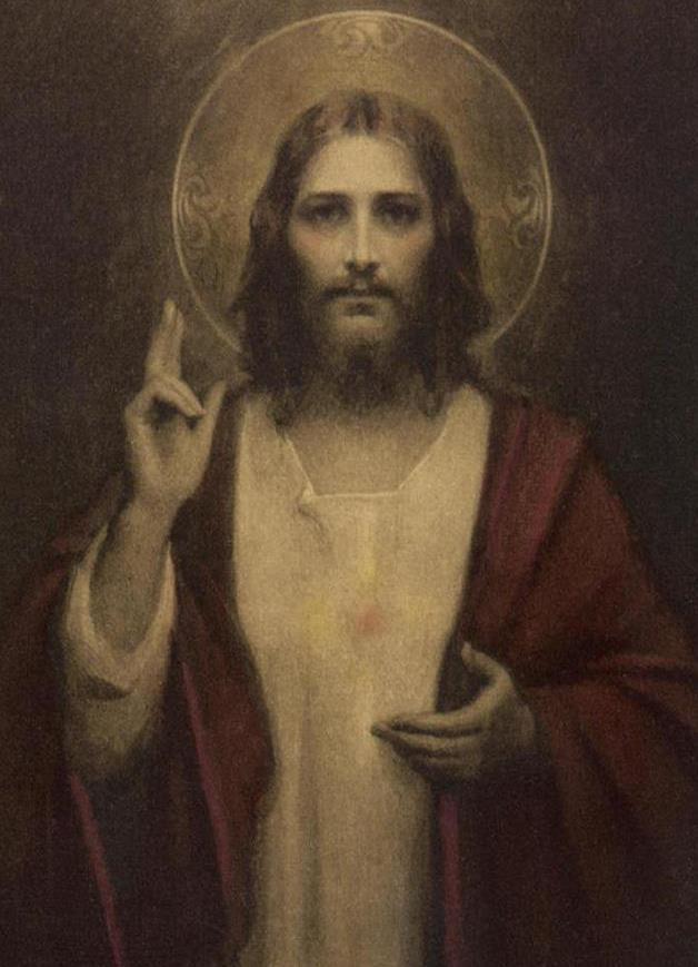 Sacred Heart of Christ 9