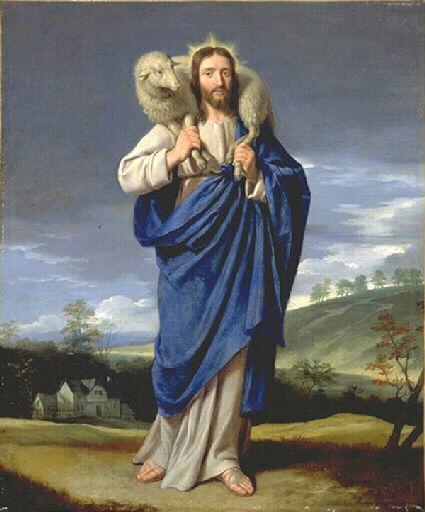 The Good Shepherd, Champaigne