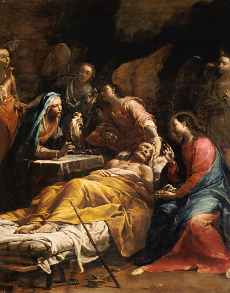 Death of St. Joseph 1