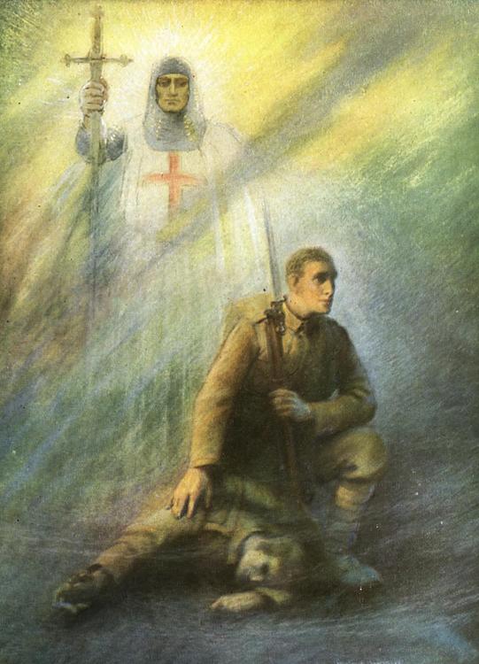 angel-soldier-kneeling